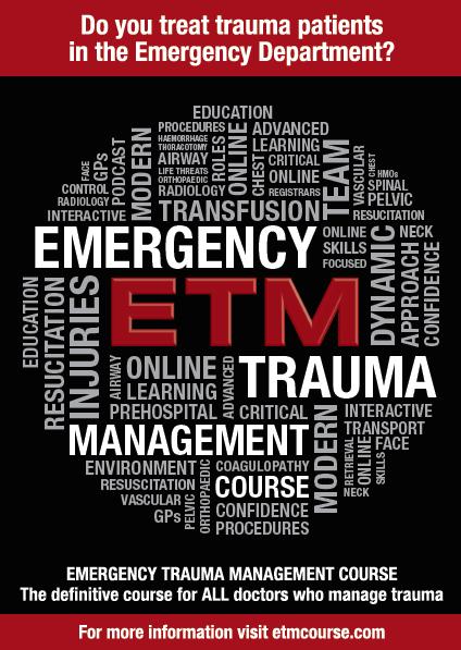 Emergency Trauma Management